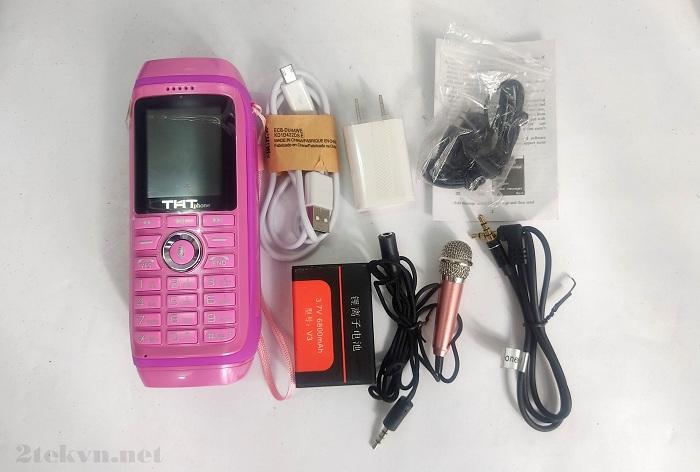 Full box chiếc THT Phone K3