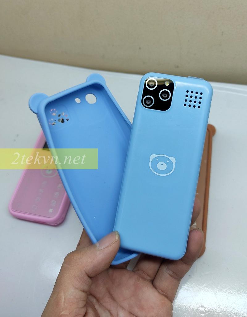 Điện thoại Taiml i13 màu Xanh dương nhẹ nhàng