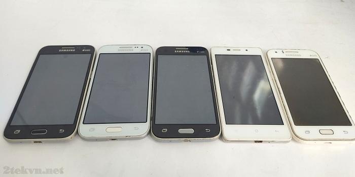 Một số mẫu điện thoại cảm ứng cũ giá rẻ tại 2tekvn