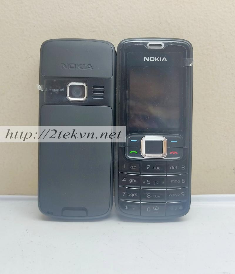 Nokia 3110c có thiết kế dạng thanh truyền thống